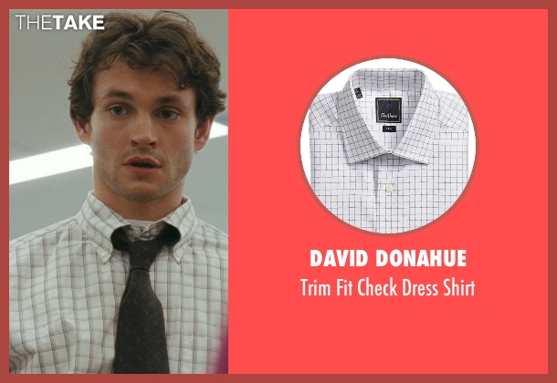 David Donahue white shirt from Confessions of a Shopaholic seen with Hugh Dancy (Luke Brandon)