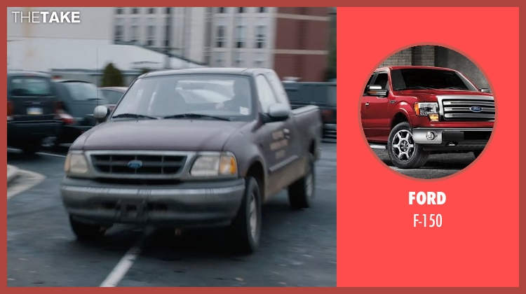 Ford f-150 from Prisoners seen with Hugh Jackman (Keller Dover)