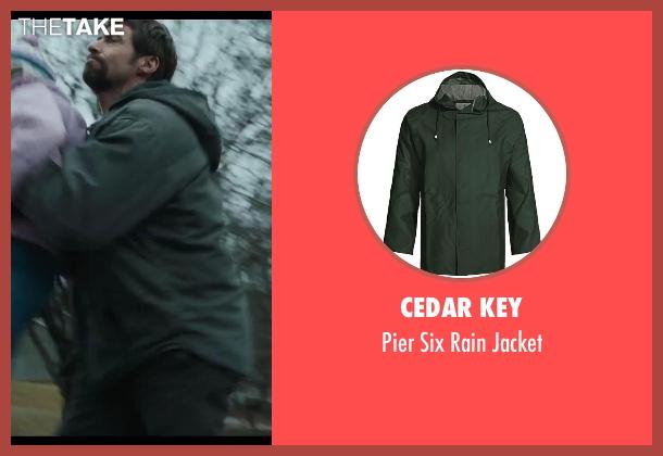Cedar Key green jacket from Prisoners seen with Hugh Jackman (Keller Dover)