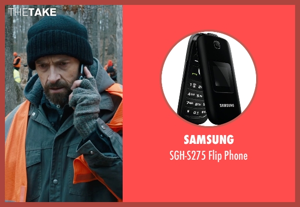 Samsung phone from Prisoners seen with Hugh Jackman (Keller Dover)