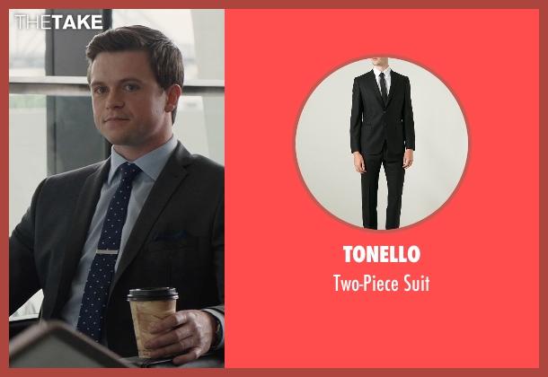 Tonello black suit from San Andreas seen with Hugo Johnstone-Burt (Ben)