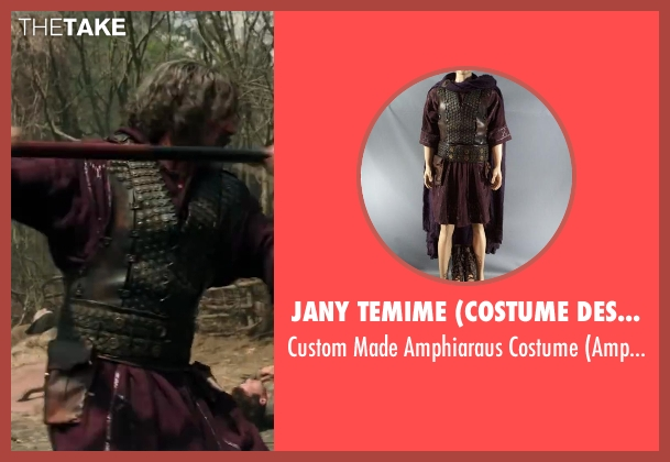 Jany Temime (Costume Designer) costume from Hercules seen with Ian McShane (Amphiaraus)