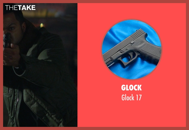 Glock 17 from Ride Along seen with Ice Cube (James Payton)