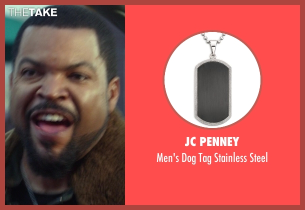 JC Penney steel from Ride Along seen with Ice Cube (James Payton)