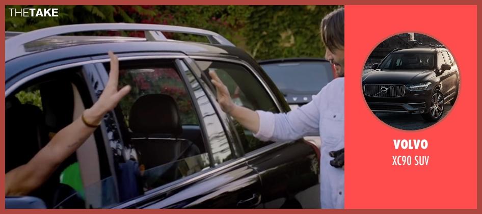 Volvo suv from Knock Knock seen with Ignacia Allamand (Karen Alvarado)