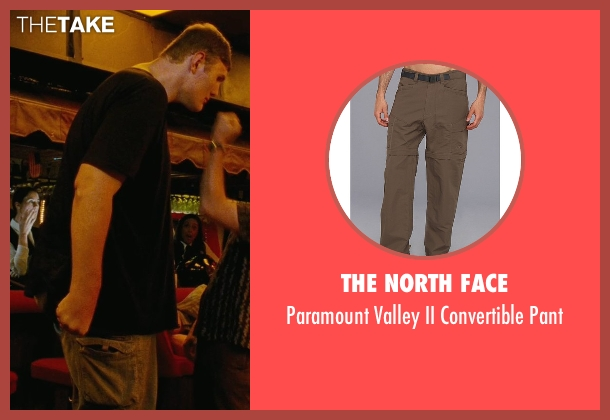 The North Face brown pant from Hall Pass seen with Igor Vovkovinskiy (Johnny's Hideaway Tall Stud)