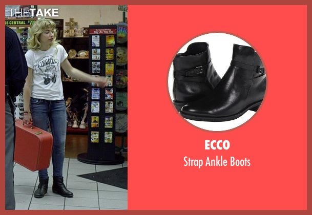 Ecco black boots from Need for Speed seen with Imogen Poots (Julia Maddon)
