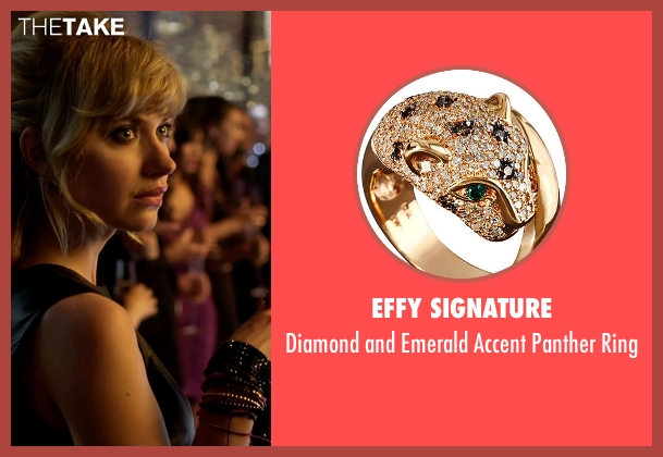 Effy Signature ring from Need for Speed seen with Imogen Poots (Julia Maddon)