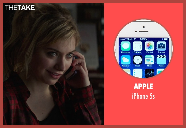Apple 5s from That Awkward Moment seen with Imogen Poots (Ellie)