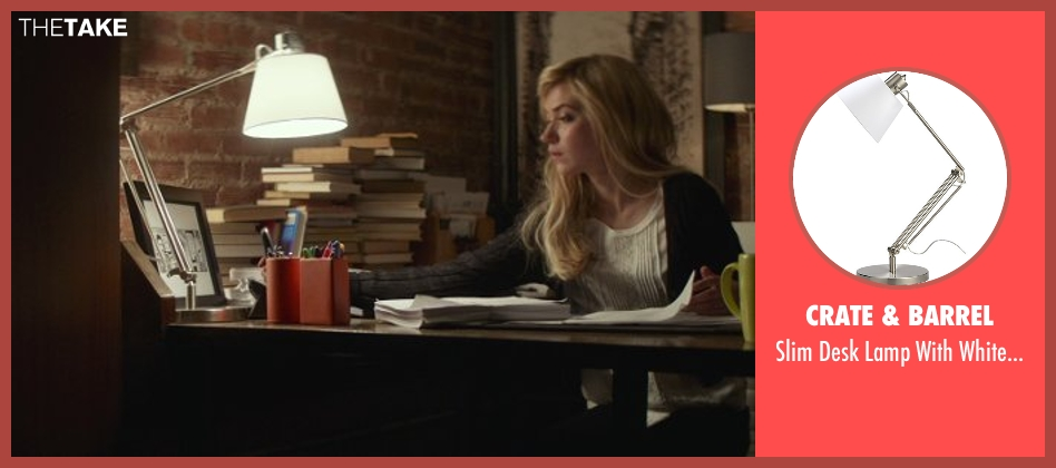 Crate & Barrel shade from That Awkward Moment seen with Imogen Poots (Ellie)