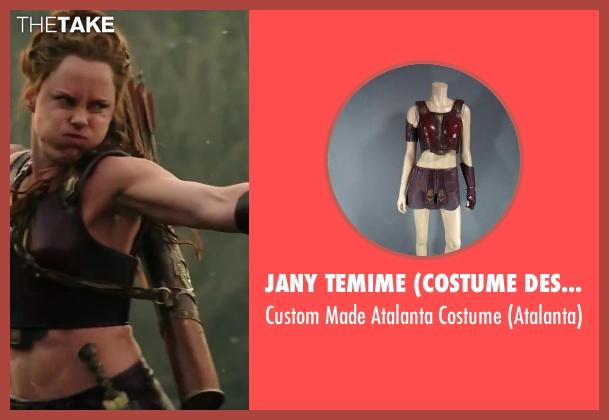 Jany Temime (Costume Designer) costume from Hercules seen with Ingrid Bolsø Berdal (Atalanta)