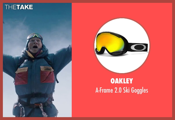 Oakley goggles from Everest seen with Ingvar Eggert Sigurðsson (Anatoli Boukreev)