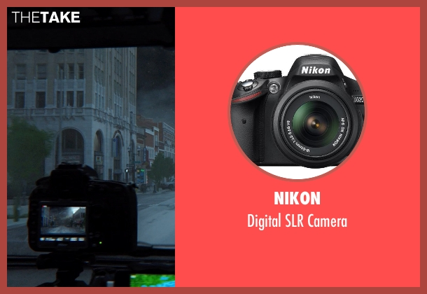 Nikon camera from Into the Storm