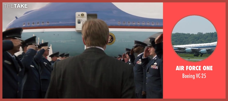 Air Force One vc-25 from Iron Man 3