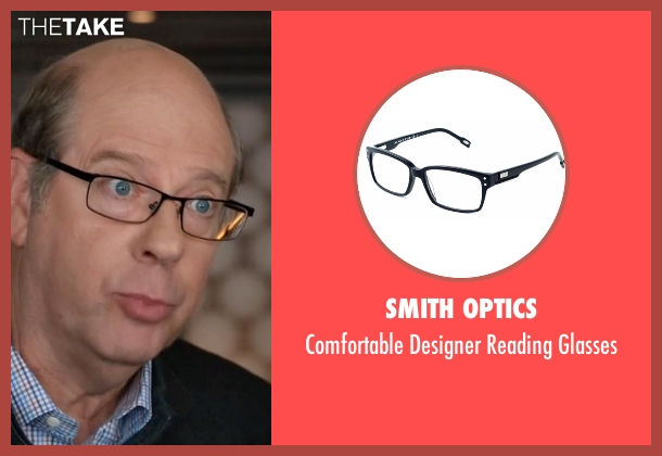 Smith Optics glasses from Silicon Valley seen with Jack Barker (Stephen Tobolowsky)