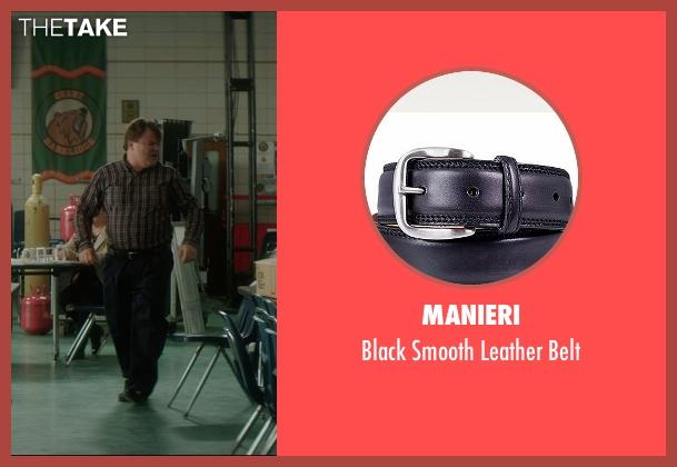 Manieri black belt from The D Train seen with Jack Black (Dan Landsman)