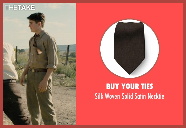 Buy Your Ties necktie from Unbroken seen with Jack Marshall (Bully)