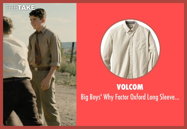Volcom shirt from Unbroken seen with Jack Marshall (Bully)