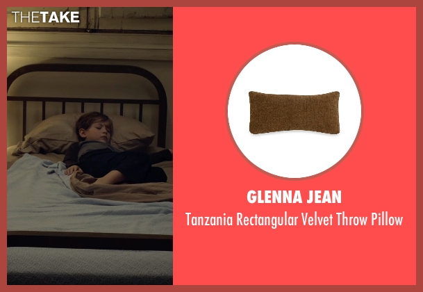 Glenna Jean pillow from Before I Wake seen with Jacob Tremblay (Cody)