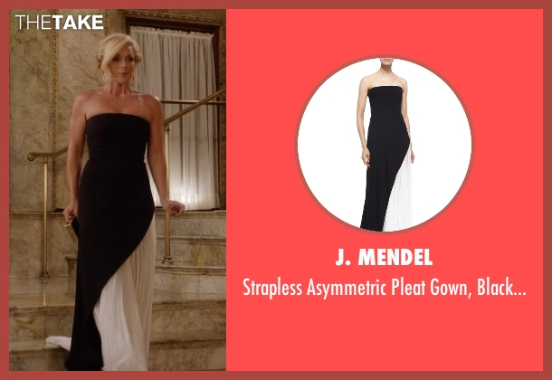 J. Mendel black black/white from Unbreakable Kimmy Schmidt seen with Jacqueline Voorhes (Jane Krakowski)