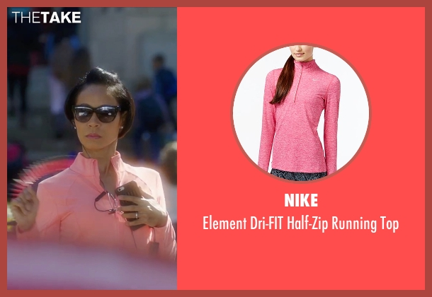 Nike pink top from Bad Moms seen with Jada Pinkett Smith (Stacy)