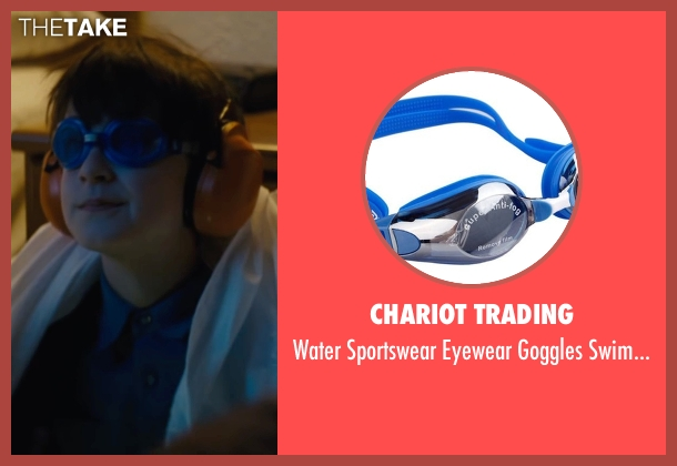 Chariot Trading blue glasses from Midnight Special seen with Jaeden Lieberher (Alton)