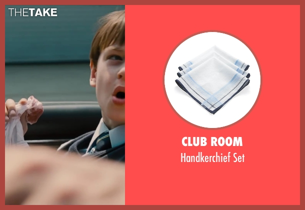 Club Room white set from St. Vincent seen with Jaeden Lieberher (Oliver)