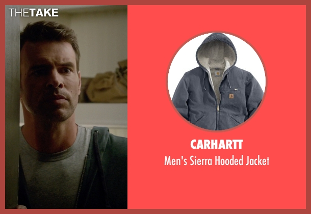 Carhartt gray jacket from Scandal seen with Jake Ballard (Scott Foley)