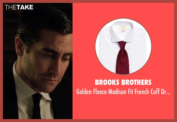 Brooks Brothers white shirt from Demolition seen with Jake Gyllenhaal (Davis Mitchell)