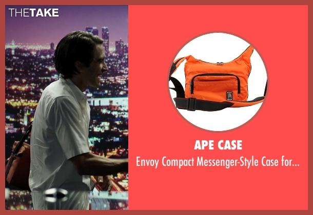 Ape Case orange camera from Nightcrawler seen with Jake Gyllenhaal (Louis Bloom)
