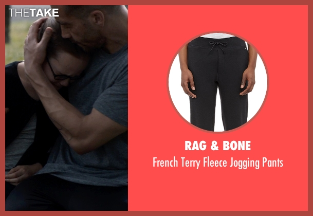 Rag & Bone black pants from Southpaw seen with Jake Gyllenhaal (Billy Hope)