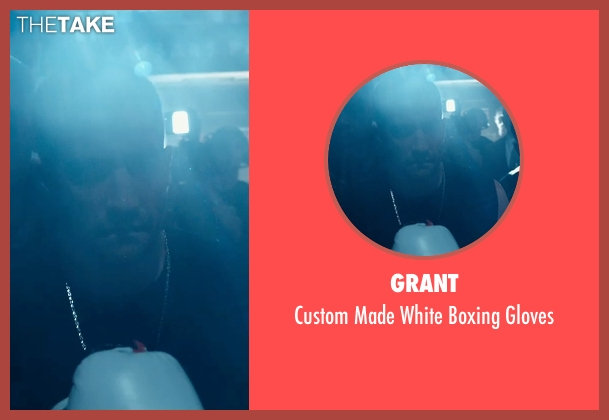 Grant gloves from Southpaw seen with Jake Gyllenhaal (Billy Hope)