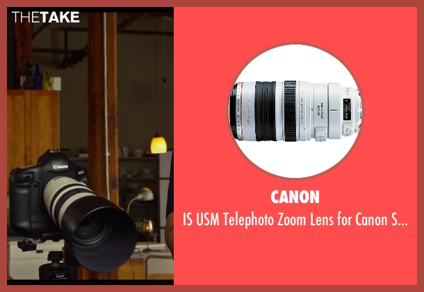 Canon cameras from Let's Be Cops seen with Jake Johnson (Ryan Davis)
