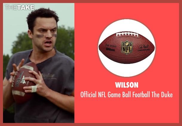 Wilson duke from Let's Be Cops seen with Jake Johnson (Ryan Davis)