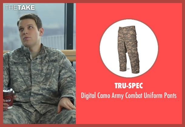 Tru-Spec pants from Love the Coopers seen with Jake Lacy (Joe)