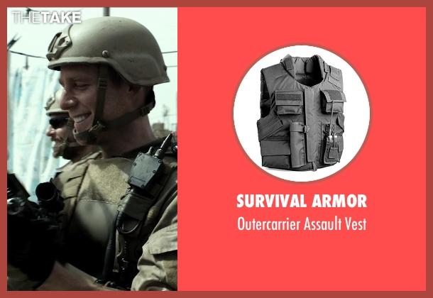 Survival Armor vest from American Sniper seen with Jake McDorman (Biggles)