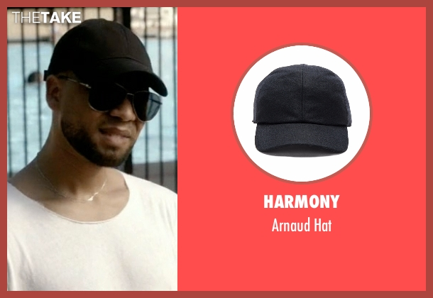 Harmony  black hat from Empire seen with Jamal Lyon (Jussie Smollett)
