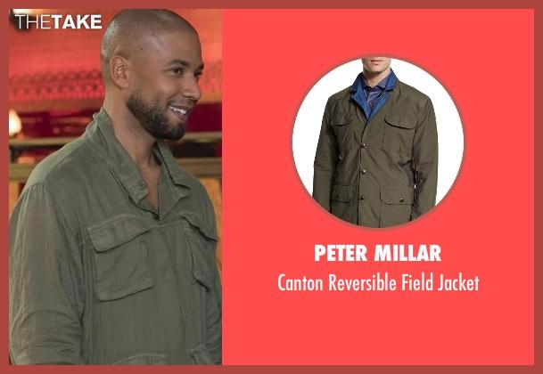 Peter Millar  green jacket from Empire seen with Jamal Lyon (Jussie Smollett)