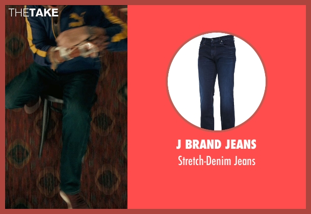 J Brand Jeans blue jeans from Drive seen with James Biberi (Cook)