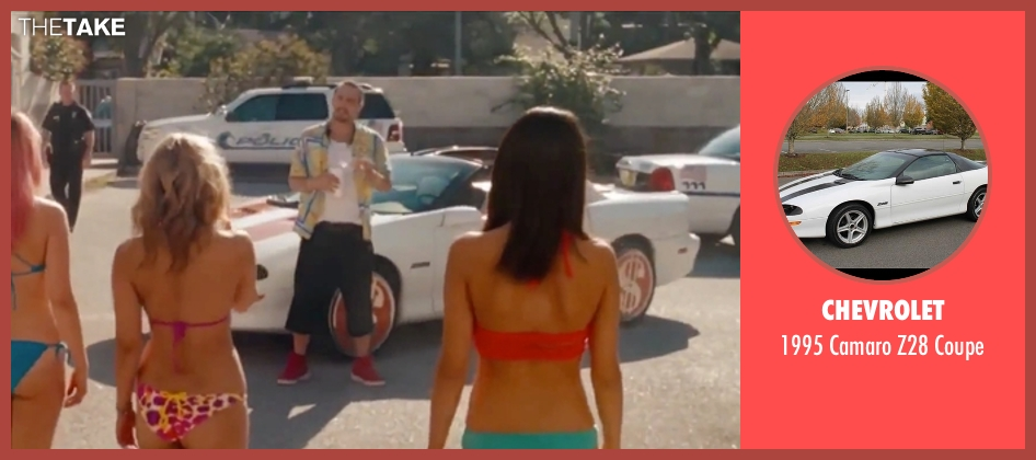 Chevrolet coupe from Spring Breakers seen with James Franco (Alien)