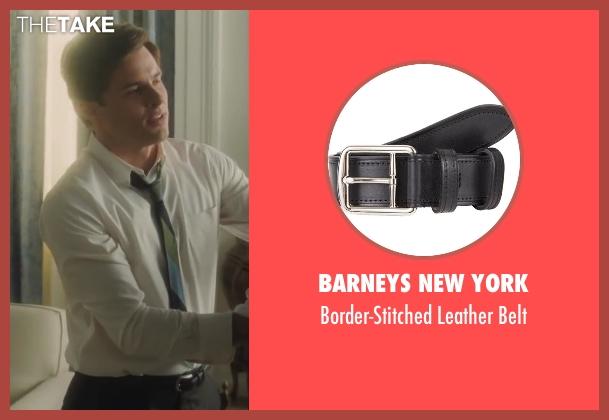 Barneys New York black belt from Lee Daniels' The Butler seen with James Marsden (John F. Kennedy)
