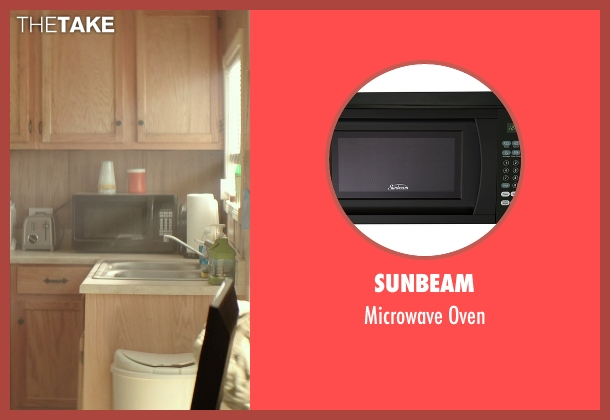 Sunbeam oven from The Best of Me seen with James Marsden (Dawson Cole)