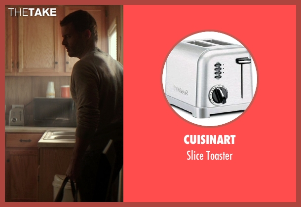 Cuisinart toaster from The Best of Me seen with James Marsden (Dawson Cole)