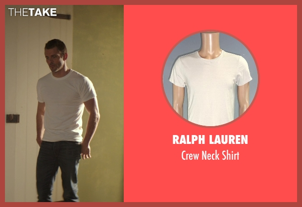 Ralph Lauren white shirt from The Best of Me seen with James Marsden (Dawson Cole)