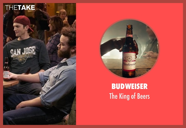 Budweiser beers from The Ranch seen with Jameson 'Rooster' Bennett (Danny Masterson)