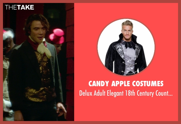 Candy Apple Costumes costume from If I Stay seen with Jamie Blackley (Adam)