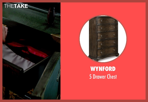 Wynford chest from Fifty Shades of Grey seen with Jamie Dornan (Christian Grey)