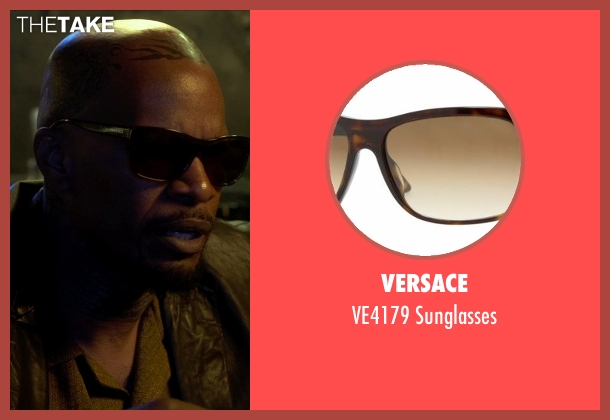 Versace sunglasses from Horrible Bosses 2 seen with Jamie Foxx (Dean 'MF' Jones)