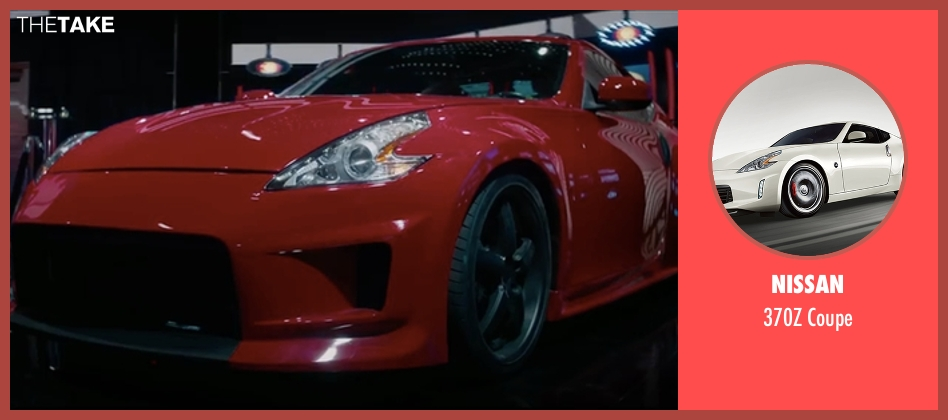Nissan coupe from Sleepless seen with Jamie Foxx (Vincent Downs)