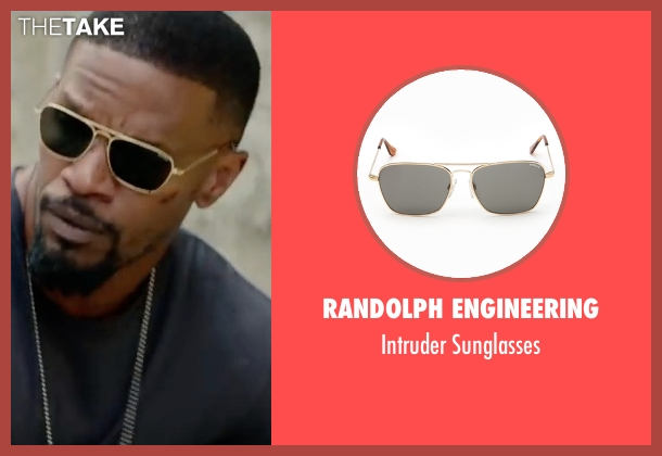 861ed46f8f Jamie Foxx Randolph Engineering Intruder Sunglasses from Sleepless